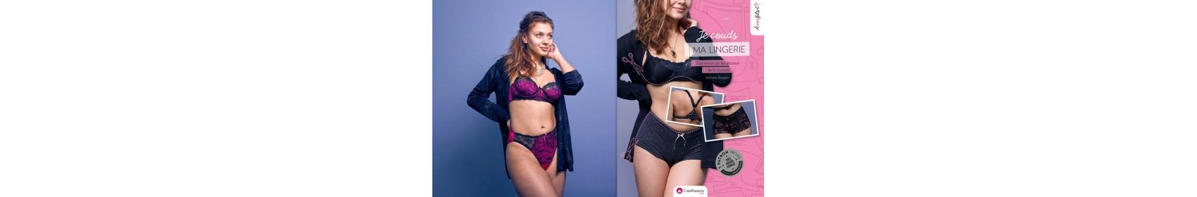 Livre lingerie Stéphanie Beaujean / SB couture
